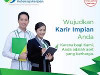 Pengumuman Hasil Seleksi Administrasi BPJS Ketenagakerjaan