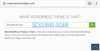 Cara Mengetahui Plugin yang Dipakai Blog Wordpress