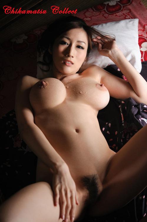 JAPANESE MODEL nude #26
