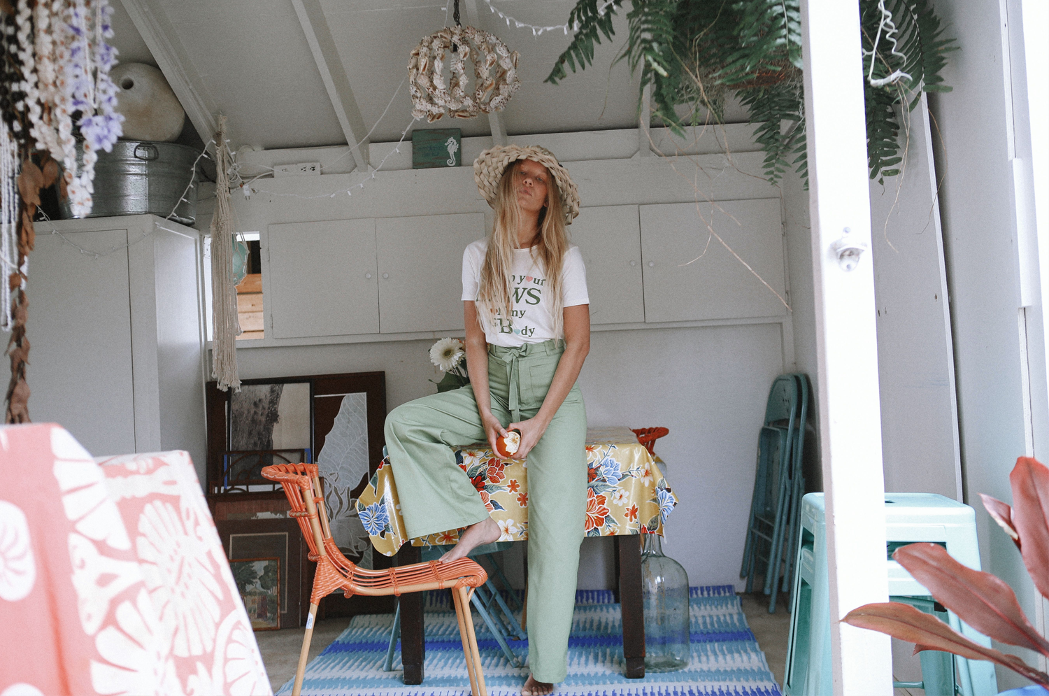 Sugarhigh Lovestoned Lookbook: Aloha State Of Mind