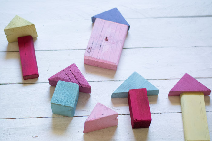 Puzzle Piezas Madera diy
