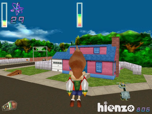 Screenshot 1 Jimmy Neutron: Boy Genius