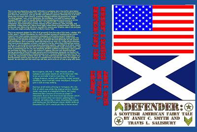 Defender Paperback Cover