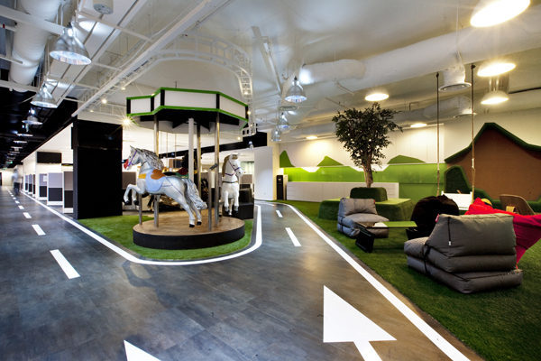 office design ideas for commercial