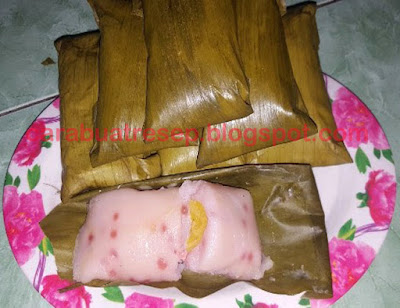 Foto Resep Kue Nagasari Mutiara Tepung Hunkwe Bungkus Daun Pisang Isi Pisang Lembut dan Empuk Sederhana Spesial Asli Enak