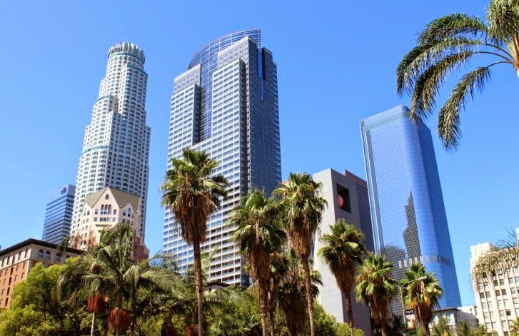 8 – Los Angeles City Architeture, US - 11 Architectural Places You Should See Even Once in Your Life!