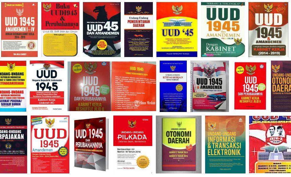 50 Soal Pkn Tentang Dasar Negara Konstitusi Jawabannya Muttaqin Id