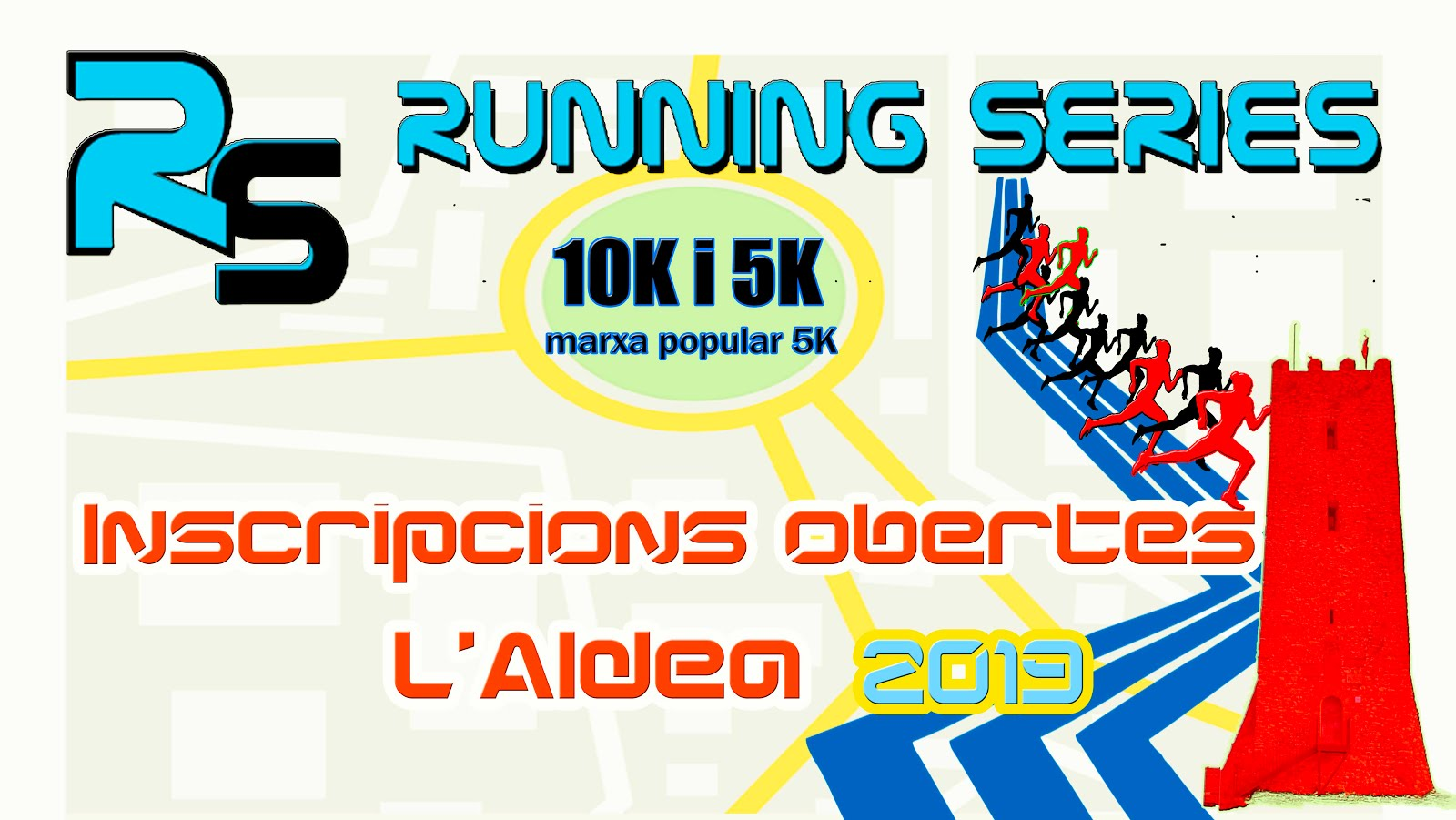 Inscripció Running Series