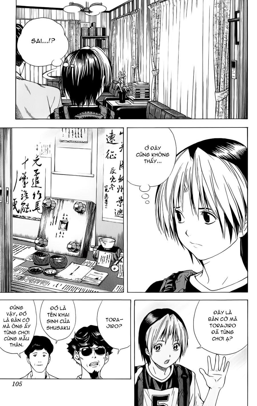 Hikaru No Go hikaru no go chap 126 trang 8