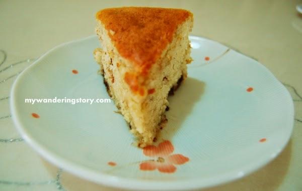 Recipe Light Fluffy Plain Cake: The Wanderer's Journal: Making Light And Fluffy Banana Cake