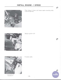 OB1 Repairs: Puch Magnum Maxi Service Manual