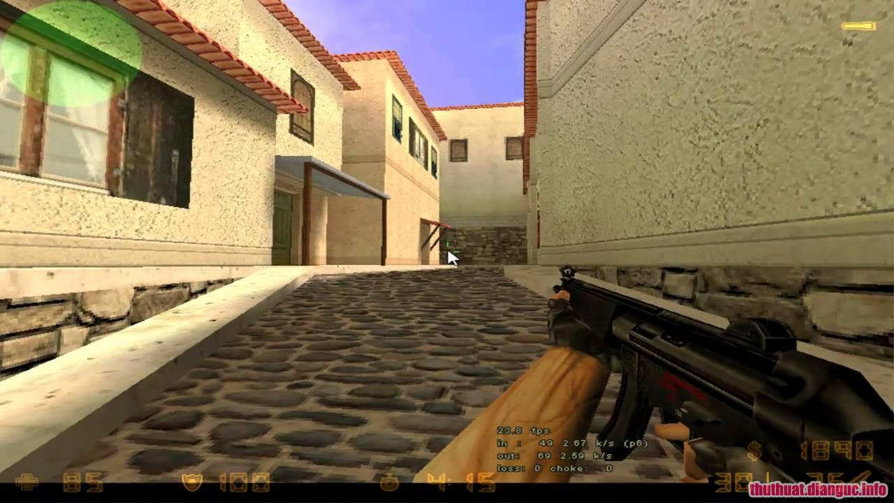 Mã cheat Half Life 1.1 full đầy đủ nhất