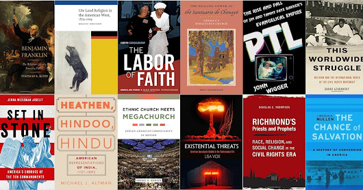 New Books in American Religious History: 2017 Year in Preview, Part Two (May-August)