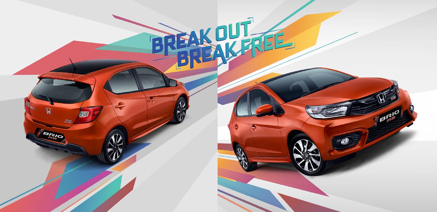 Info Harga dan Promo Honda All New Brio 2019