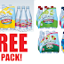 Free 8 Pack of 12oz Cans or Half Liter Bottles Sparkling Water From The Following Brands: Poland Spring, Arrowhead, Zephyrhills, Ozarka or Deer Park
