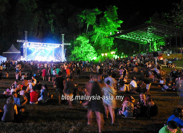 Rainforest World Music Festival Pictures