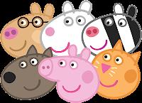 Vetor Pepa Pig png Vector Free