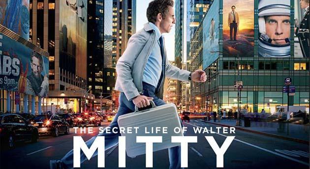 secret life walter mitty kumpulan film terbaik