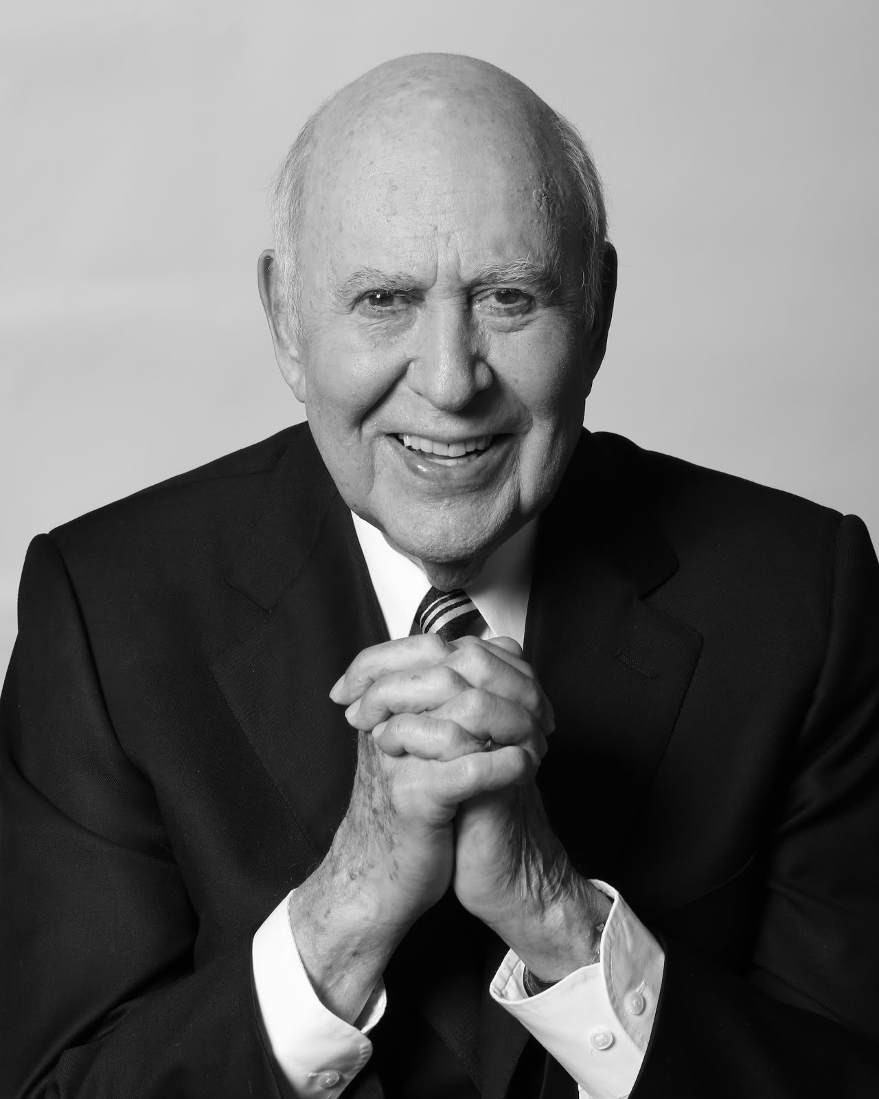 """Van Dyke Show"" creator Carl Reiner has nothing but praise for Marie and ""Wait For Your Laugh"""