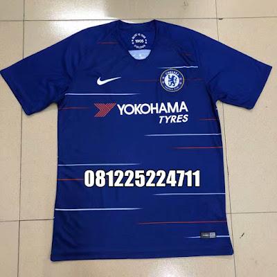 Jual Jersey Chelsea Home Biru 2018-2019 Setelan Kaos Celana Nameset. Jersey  Chelsea Home Blue 2018-2019 b0fa0f4dd3
