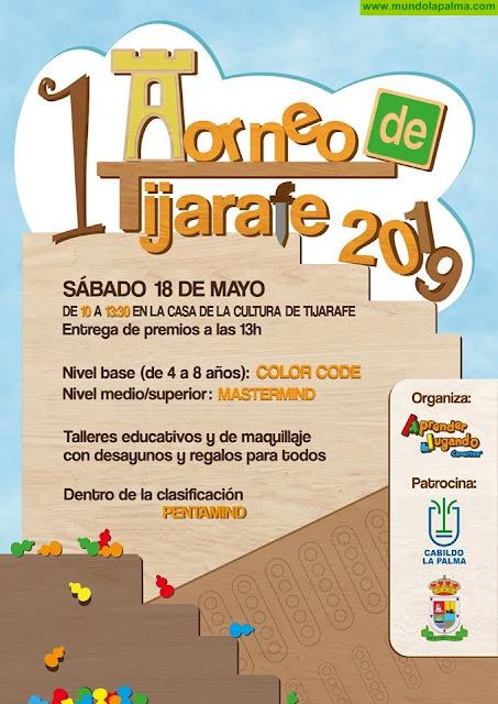 I Torneo de Tijarafe 2019