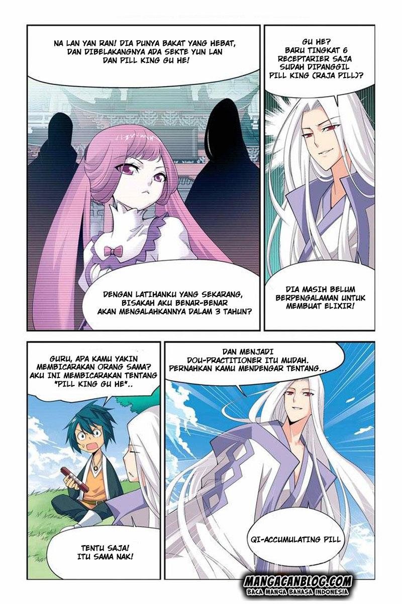 Battle Through Heaven Chapter 12-23