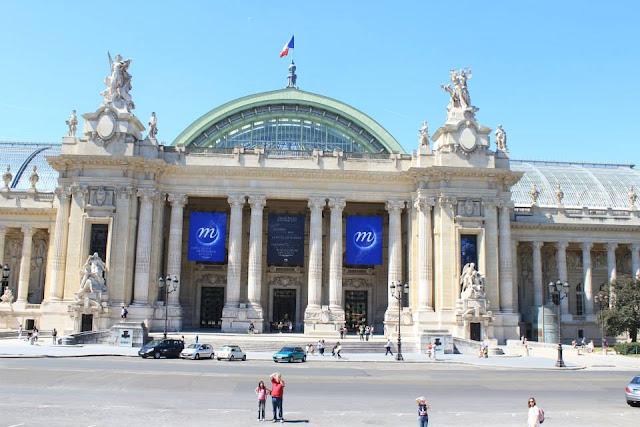 巴黎景點 大皇宮