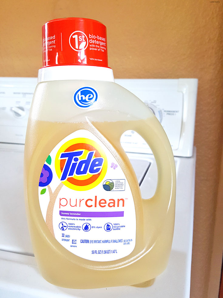 It's pretty easy to do your part and save the planet! Here's six simple ways to help keep our world green for future generations! #TidePurclean