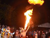 Melihat Keunikan Tradisi Lamporan di Desa Soneyan