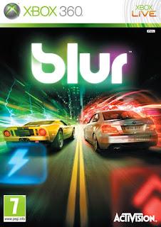 Blur (XBOX 360) 2010