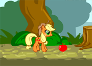 MLP Applejack Adventure