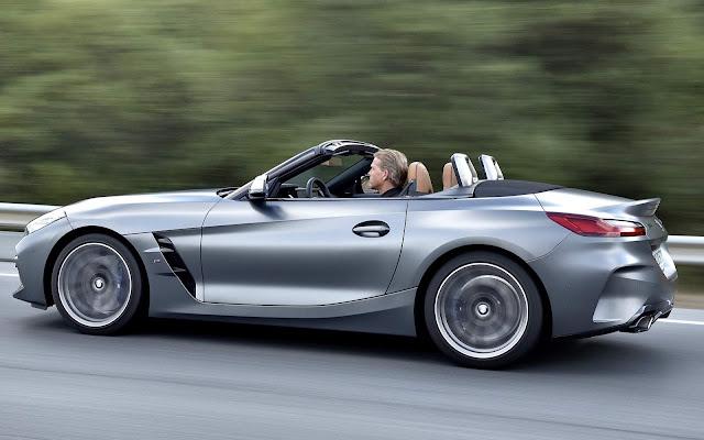 Novo BMW Z4 2020 - Brasil