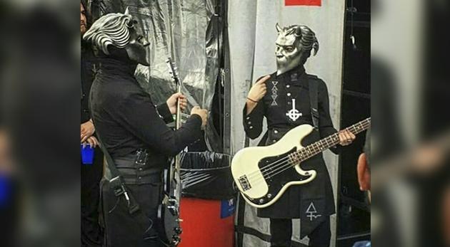 Ghost nueva bajista