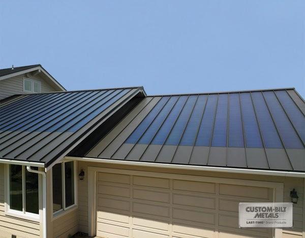 Arquirehab Panel Solar Fotovoltaico Integrado En La