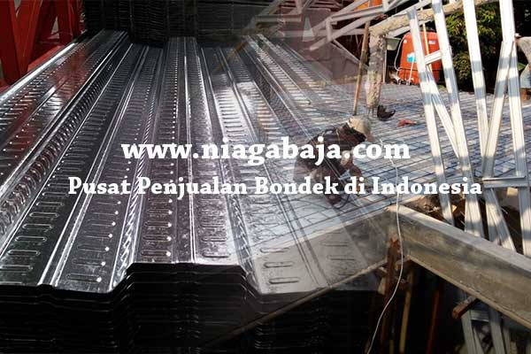HARGA BONDEK JAKARTA SELATAN, JUAL BONDEK JAKARTA SELATAN, HARGA BONDEK PER METER PER LEMBAR JAKARTA SELATAN TERBARU 2020