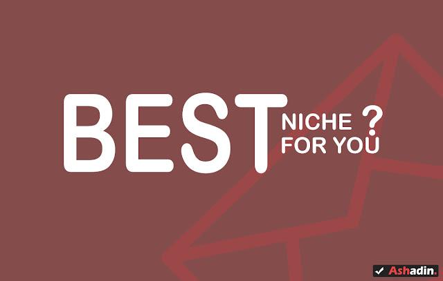Jenis topik utama pembahasan Blog (Niche) yang paling populer dan menguntungkan