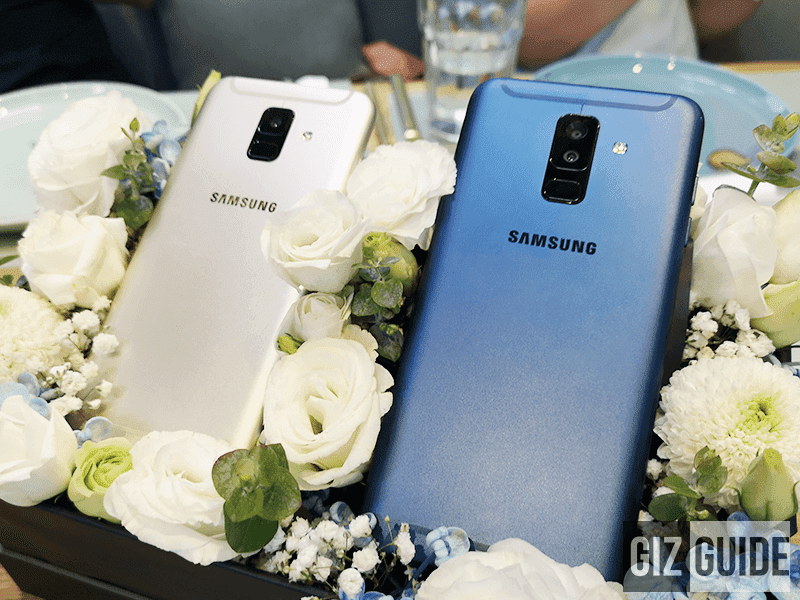 Samsung Galaxy A6 (2018) and Galaxy A6+ (2018)