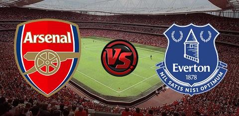 Trận đấu giữa Arsenal vs Everton