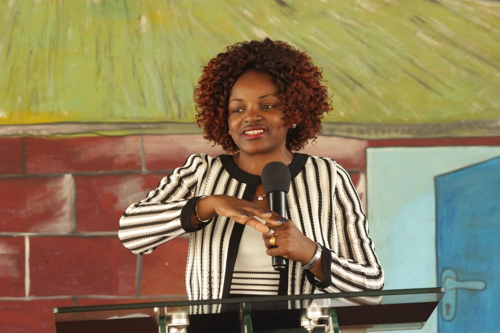 Speakers Profile -  Prophetess Tatianah Chiza (Tiyambuke 2018)