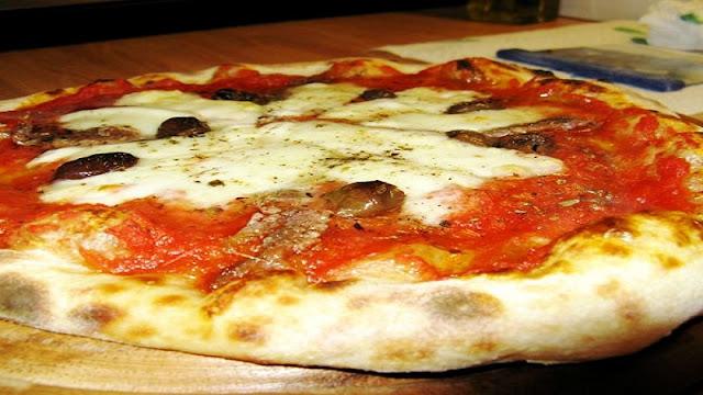 Recheio para Pizza Napolitana (imagem: Reprodução/Recetin)