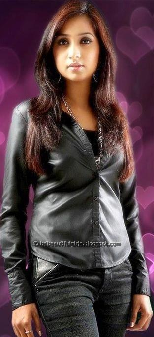Shreya Ghoshal Sexy Pictures  Stock Foto Hot-4305