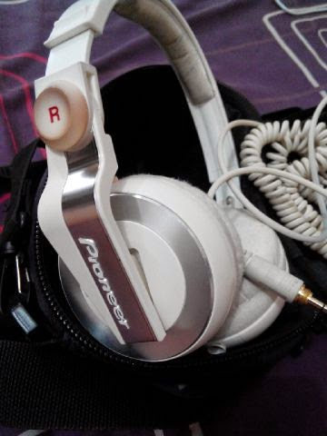 di jual headphone hdj 500 pioneer