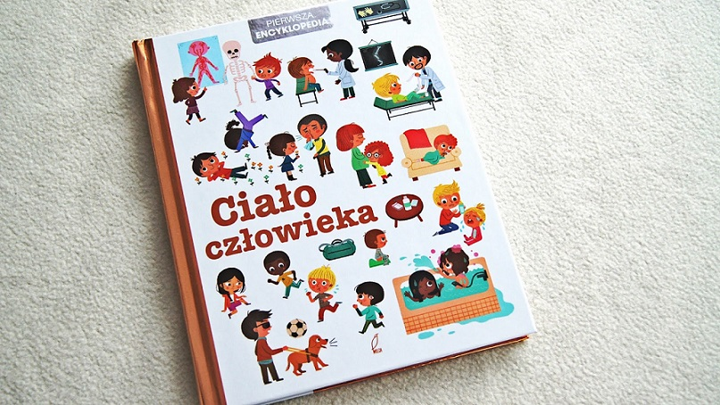 Pierwsza encyklopedia dla dziecka