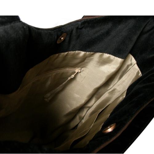 torba worek z podszewką