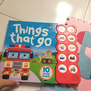 buku anak things to go