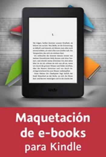Video2Brain: Maquetación de e-Books para Kindle – 2015