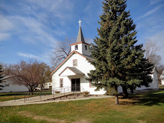 United Lutheran Church of Almont, North Dakota