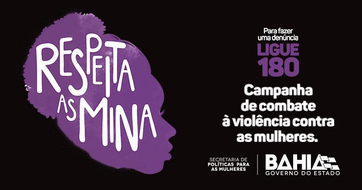 Projeto Respeita as Mina - Atualidade Politica