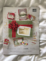 Stampin' Up! Herbst-/Winterkatalog!