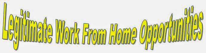 Legitimate Online Data Entry Work From Home Jobs